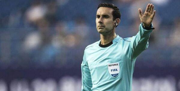 Uruguay Vs Portugal Bakal Dipimpin Wasit Terbaik Milik Meksiko