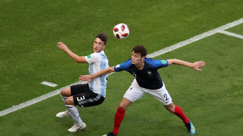 Ditekuk Prancis dengan Skor 3-4, Argentina Tersingkir dari Piala Dunia