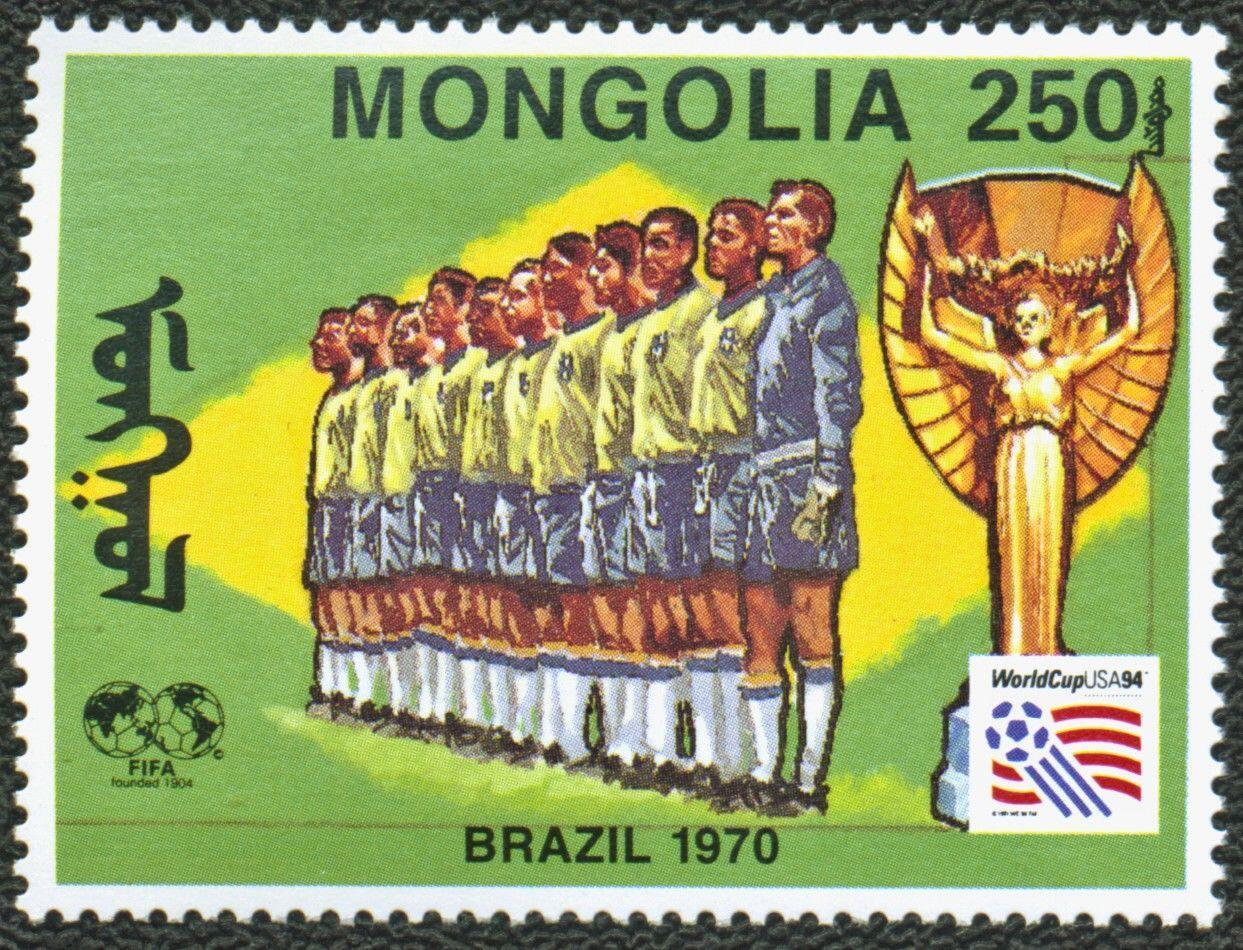 Merayakan Meriahnya Piala Dunia Lewat Selembar Prangko
