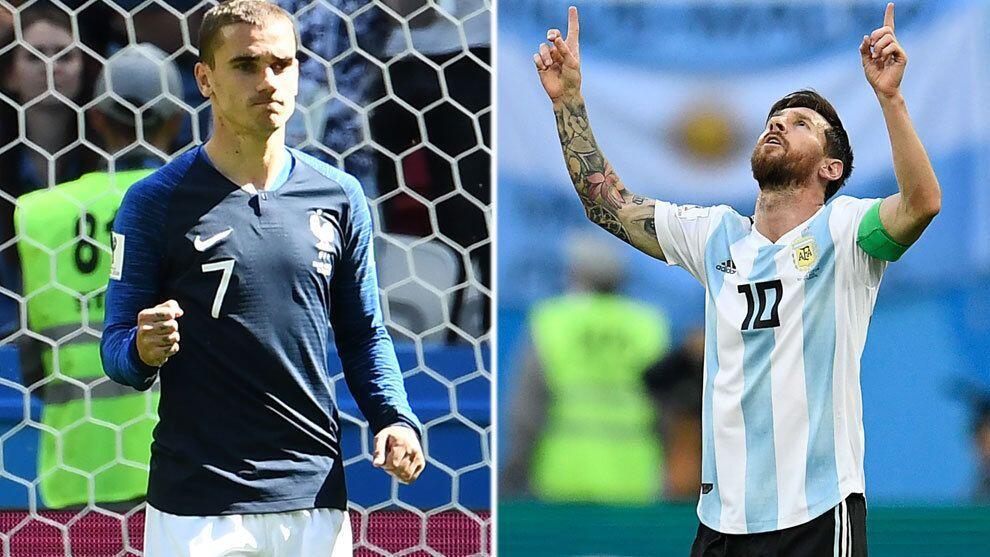 Prancis Vs Argentina, Laga Mantan Juara Dunia yang Sedang Bermasalah