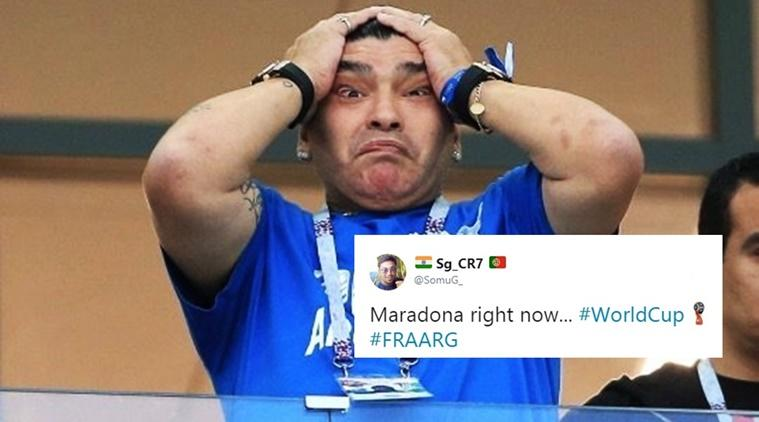 Kumpulan Meme para Netijen untuk Messi dan CR7 Setelah Minggat dari