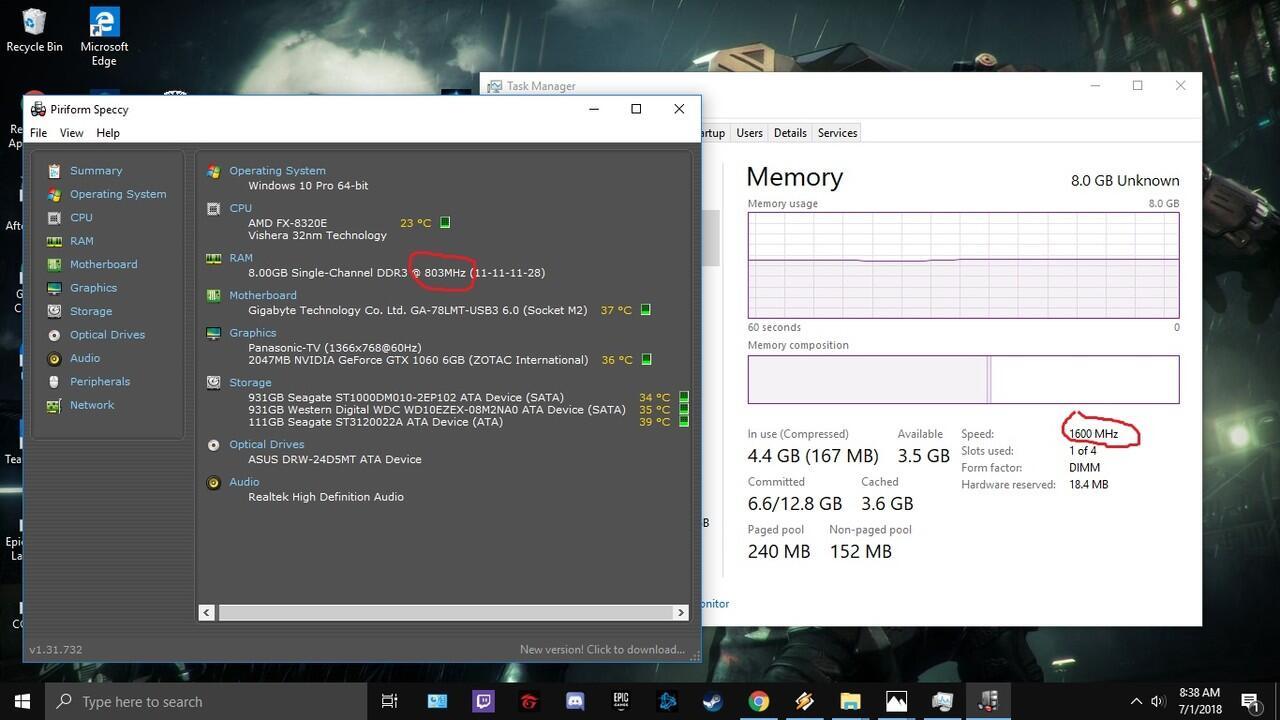 ASK TENTANG RAM PC