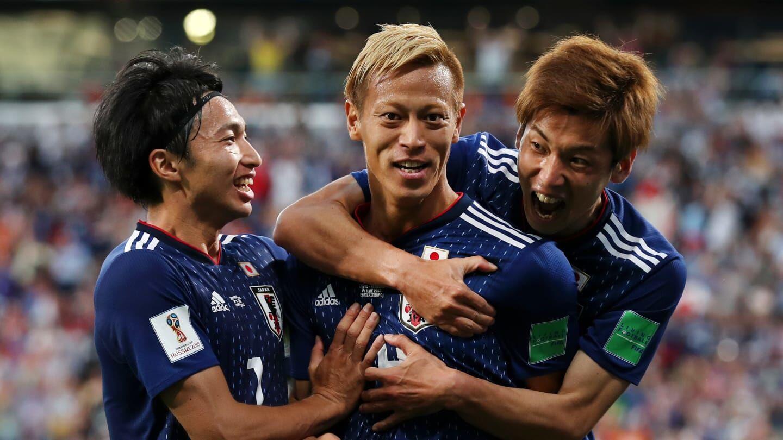 Fakta Menarik Jepang yang Lolos ke Babak 16 Besar Piala Dunia 2018
