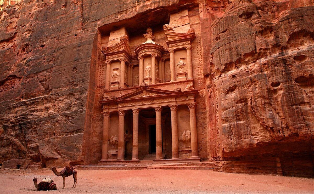 12 Fakta Unik Petra, Kota Cantik yang Pernah Hilang