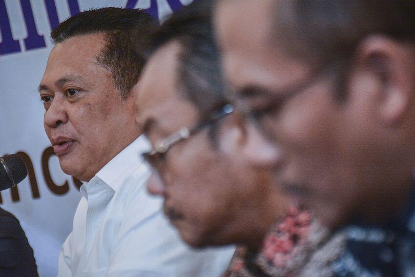 Aplikasi 'DPR Now', Cara Bamsoet Kembalikan Citra DPR
