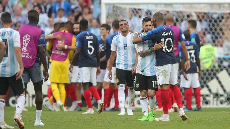 Catatan-catatan Penting Usai Prancis Tumbangkan Argentina