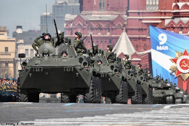 Lubang Besar Modernisasi Tentara Rusia