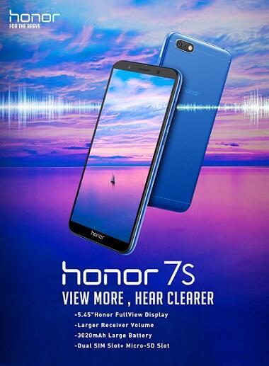 Ceritakan Pengalamanmu dan Honor Smartphone Favoritemu, Dapatkan 1 Unit Honor 7S