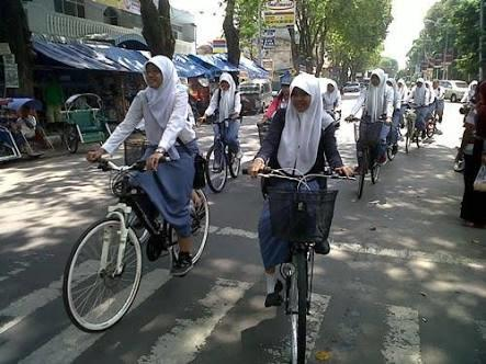 Moda Transportasi Child Jaman New