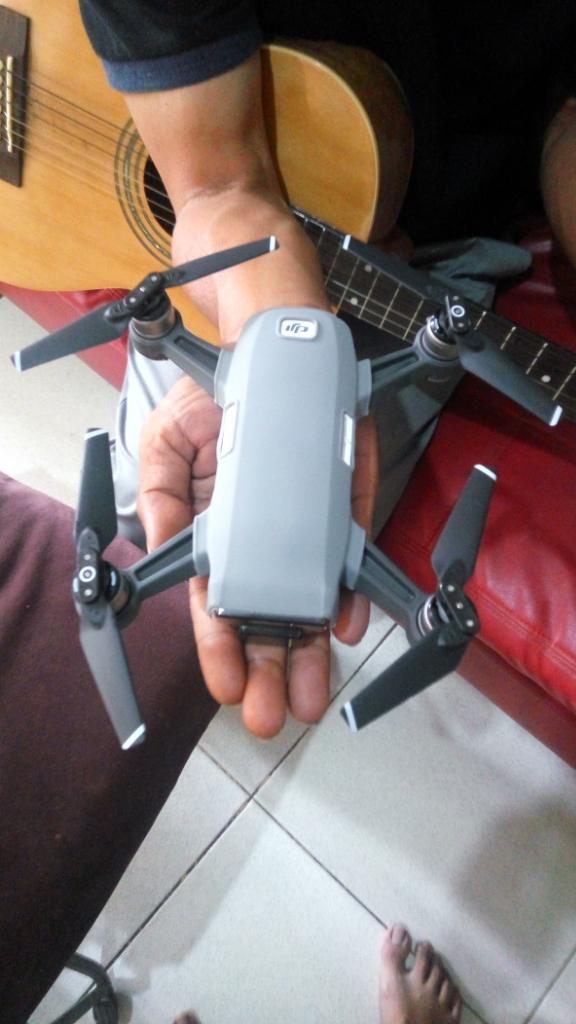 Antusiasme Drone Aerial