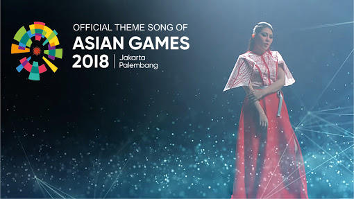 Resmi! Official Theme Song Asian Games 2018 adalah Dangdut!