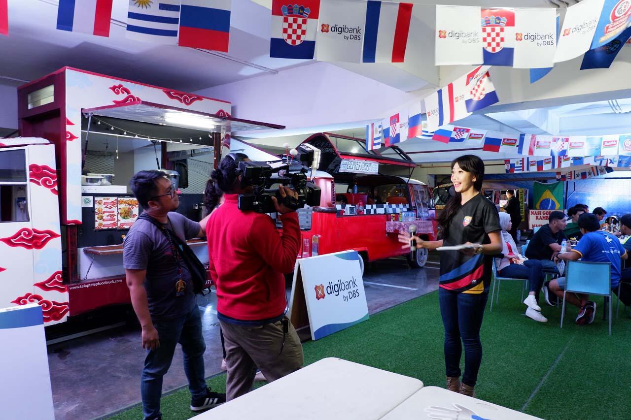 Selamat Rusia! Ini Keseruan Pesta Bola di KASKUS HQ - Day 2