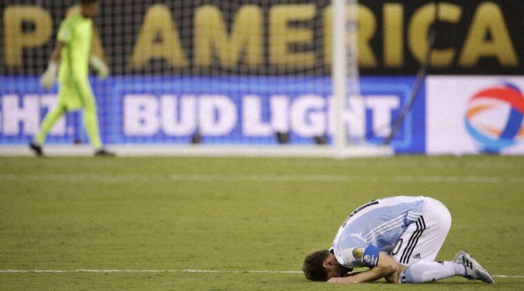 Selalu Gagal di World Cup, Ada Apa dengan Argentina?