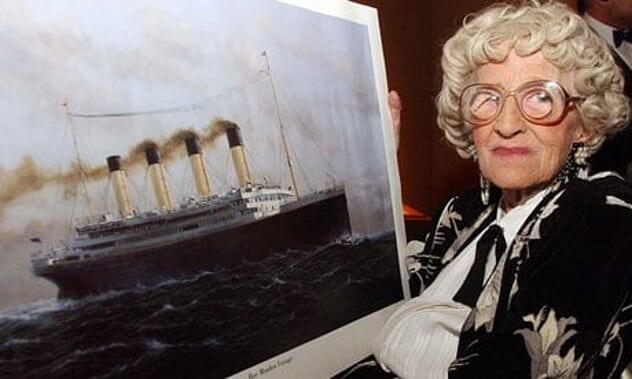 Kisah 7 anak yang selamat dari tragedi titanic.