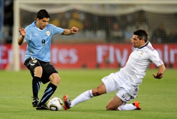 Uruguay dan Prancis Kembali Bertemu Setelah Delapan Tahun