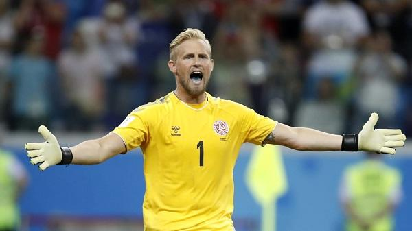Top Player of the Match Kroasia vs Denmark: Kasper Schmeichel