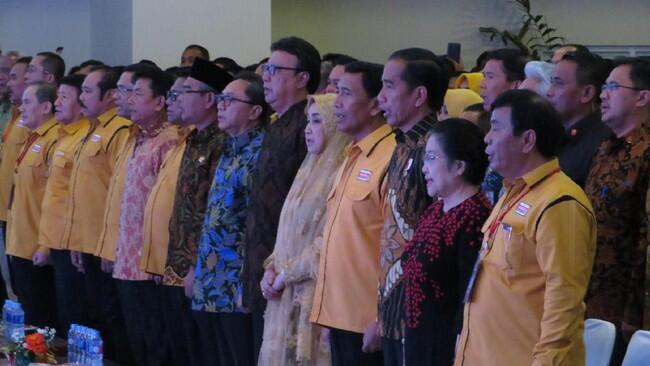 Hanura Hargai Pilihan Moeldoko Mundur Demi Bantu Jokowi
