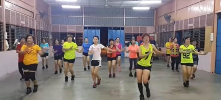 Thai Cha Cha Dance, Olahraga Sembari Menari!