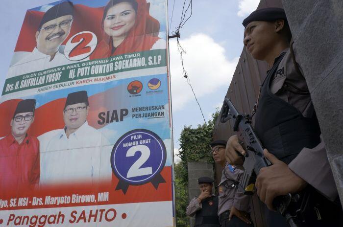 Calon kepala daerah tersangka korupsi terpilih tetap akan dilantik