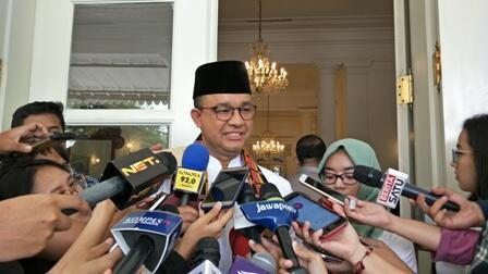 Gubernur Banten Minta Anies Bantu Tangerang
