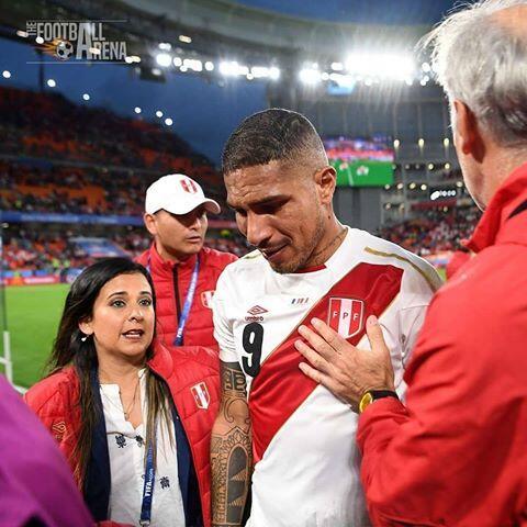 Sedih!! 13 Foto Mengharukan Di Gelaran Piala Dunia 2018 #SundulDunia