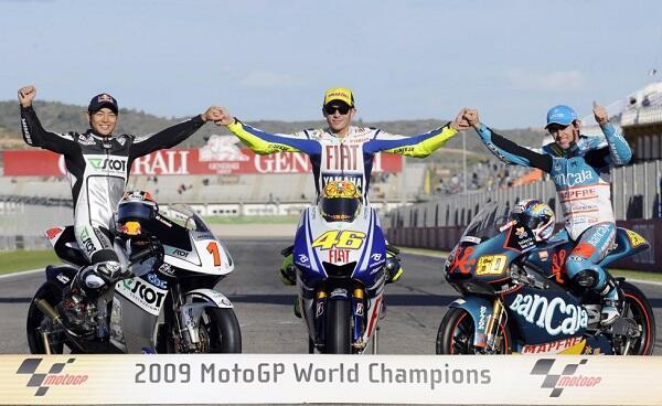 Masalah Rossi, Umur Atau Rival yang Terlalu Kuat?