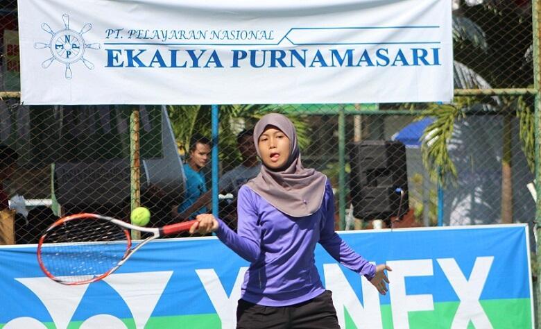 Hadiah Terindah, Petenis Sekar Vinda Khairunnisa Bidik Gelar Juara Detec Open 2018