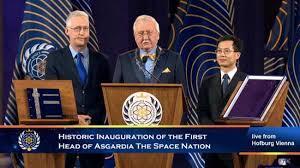 Terbaru, Asgardian Umumkan Pemimpin Pertama