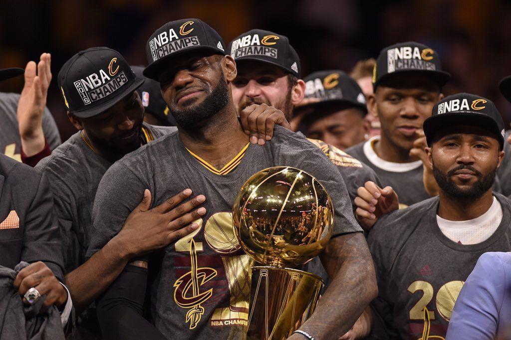 Tinggalkan Cavs Untuk Kedua Kalinya, LeBon James Gabung Lakers