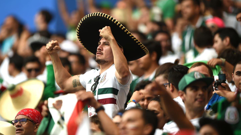 Meksiko dan Kutukan Babak 16 Besar