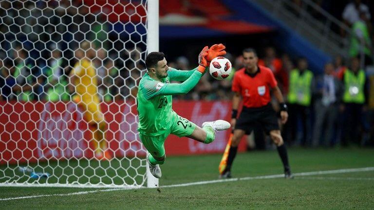 Kroasia Menang atas Denmark Lewat Drama Adu Penalti dengan Skor 3-2