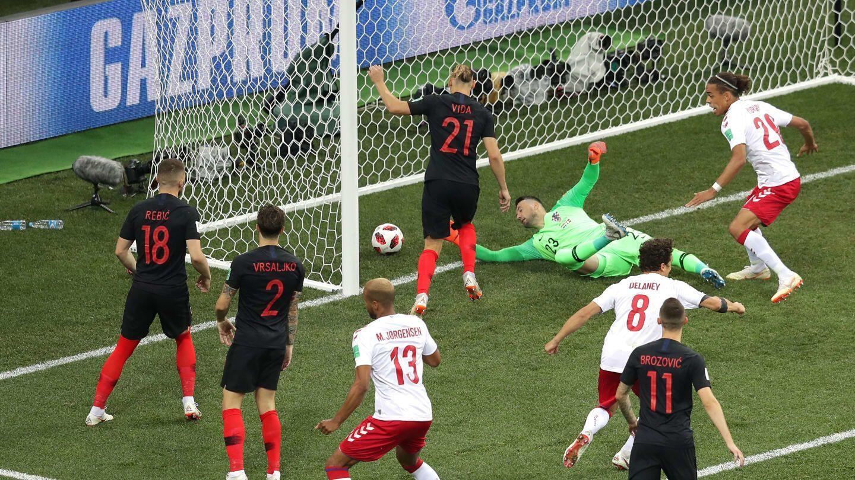 Kroasia vs Denmark: Dua Gol Cepat dan Dua Kiper Hebat