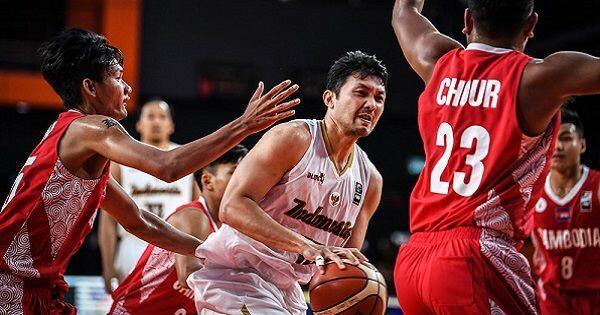 Timnas Basket Indonesia Juara Seaba Pra-Kualifikasi Asia Cup 2021
