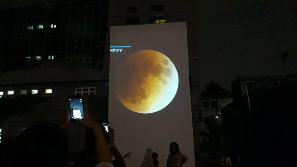 Ada Blood Moon Lagi di Akhir Juli,Terlama dalam 18 Tahun Terakhir