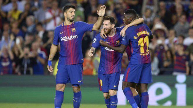 Pesan Simpatik Luis Suarez untuk Messi Setelah Argentina Tersingkir