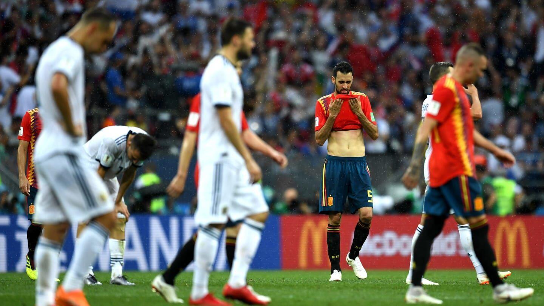 6 Catatan Menarik Setelah Rusia Singkirkan Spanyol