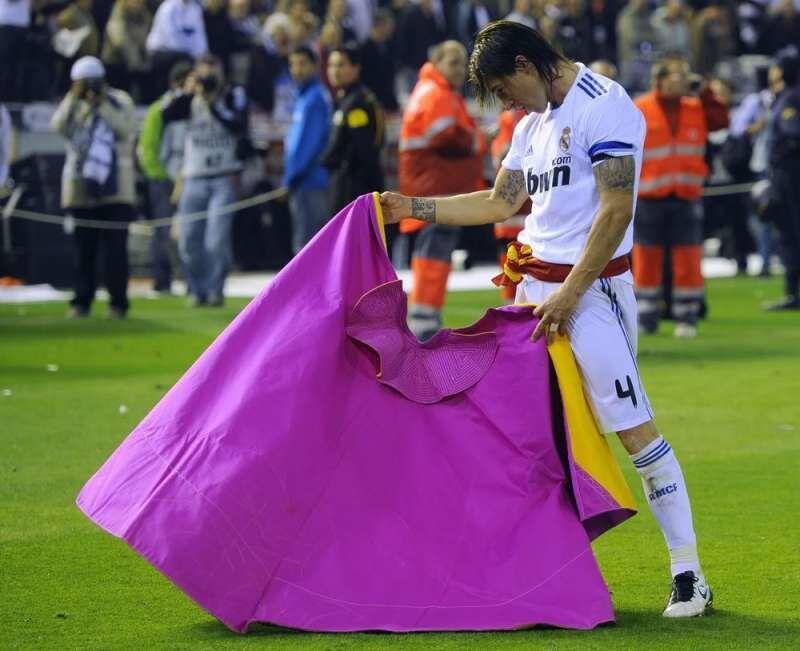 Sergio Ramos Pernah Ingin Jadi Matador Lho, Nih 5 Fakta Tentangnya