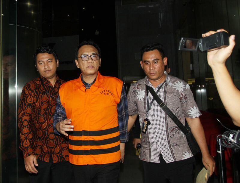 KPK Mulai Tahan Anggota DPRD Penerima Suap dari Eks Gubernur Sumut