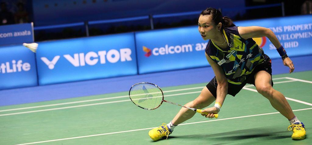 Juara Malaysia Open 2018, Begini Koleksi Gelar Tai Tzu Ying Tahun Ini
