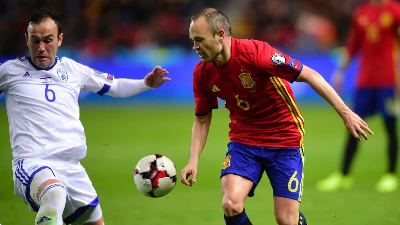 Piala Dunia Jadi Karier Mengecewakan Iniesta,Adios El Ilusionista!