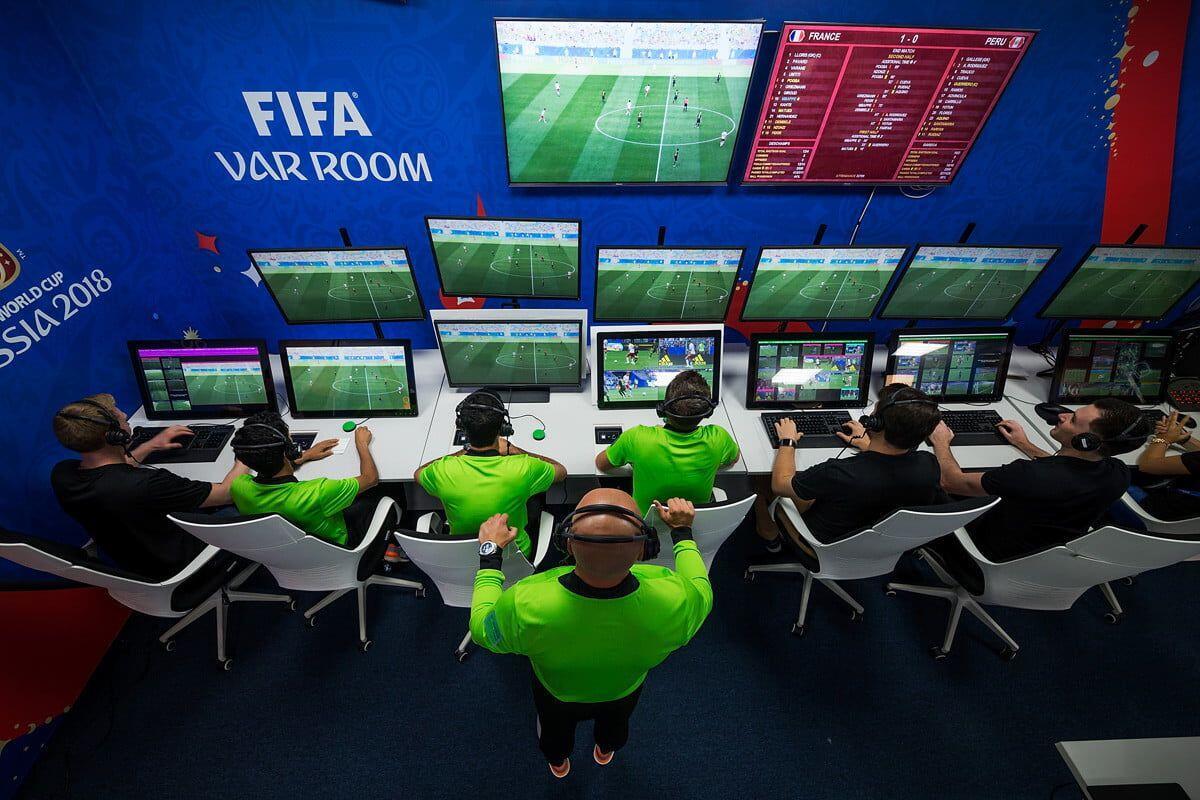 Pasca Pemainnya Ejek Teknologi VAR, Maroko Didenda £50 Ribu