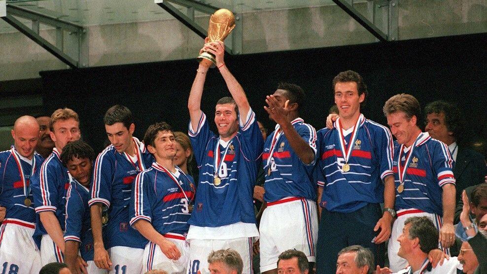 5 Tim Ini Berhasil Cetak Sejarah Saat Menjadi Tuan Rumah Piala Dunia