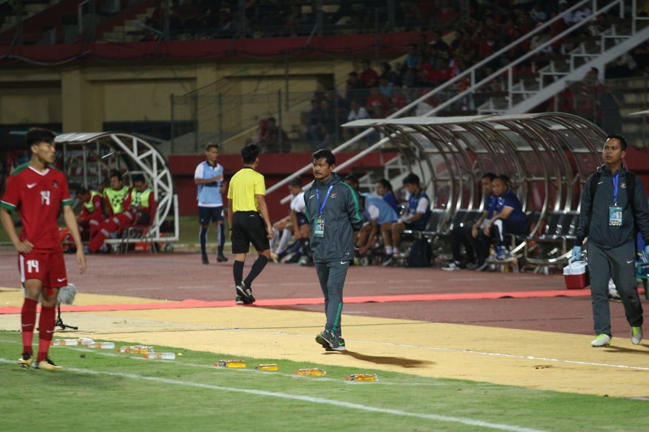 Garuda Muda Menang 1 Gol Saja dari Laos, Begini Komentar Indra Sjafri