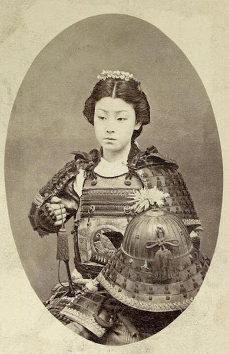 Onna Bugeisha; Samurai Perempuan dalam Sejarah Jepang