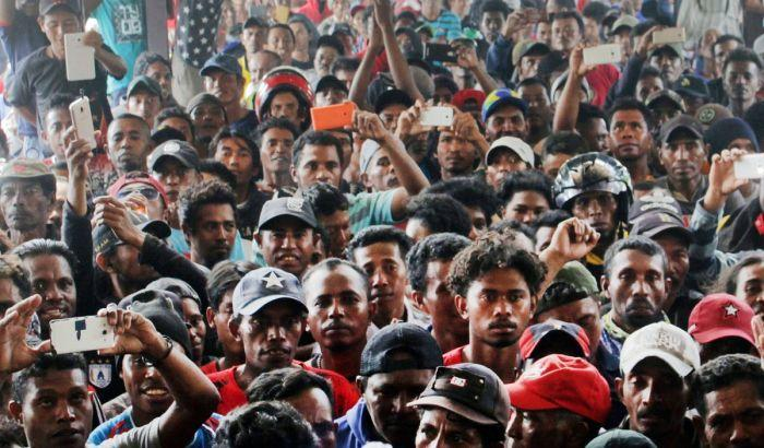 Laporan pembunuhan dan upaya penyelesaian konflik di Papua