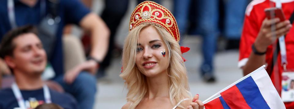 Natalya Nemchinova, Pada Piala Dunia 2018, Diterpa Gosip Tak Sedap