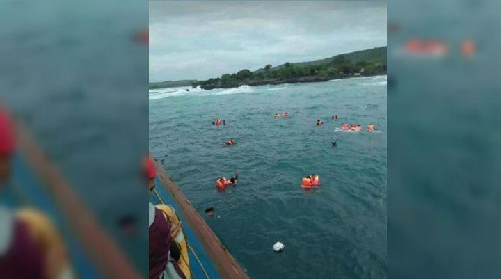 KM Lestari Karam di Kepulauan Selayar, Duit Rp 30 Miliar Tenggelam