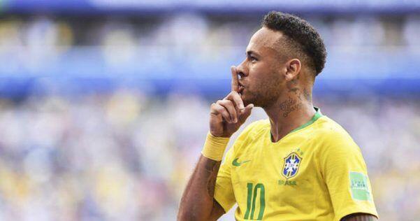 Dituduh Banyak Akting, Neymar: Meksiko Terlalu Banyak Bicara