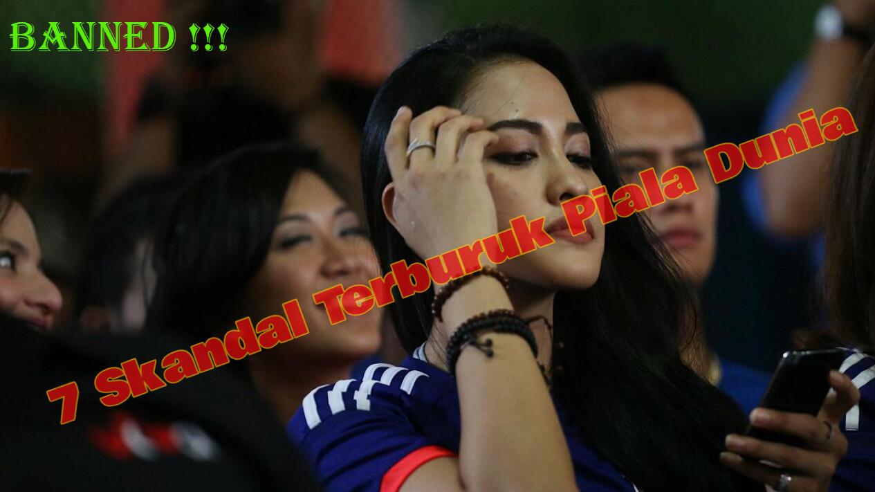7 Skandal Terburuk Selama Piala Dunia Bergulir