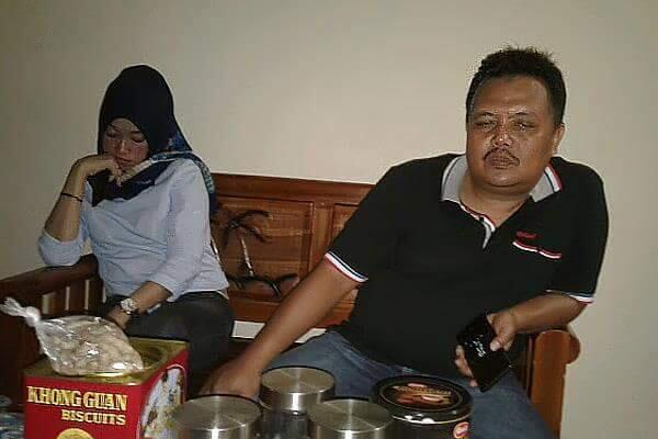 Anggota DPRD Nganjuk Dari Gerindra Bonyok Usai Kepergok Meniduri Istri Orang